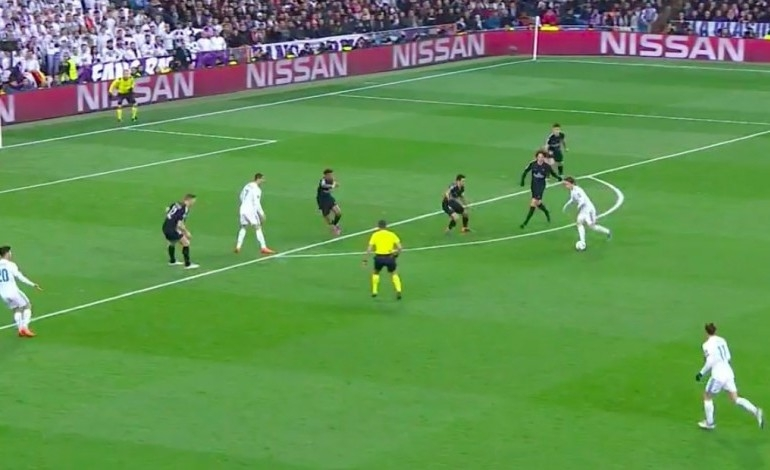 Óda na včerajší Real Madrid