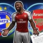 Alexandre Lacazette sa ospravedlňuje fanúšikom Arsenalu