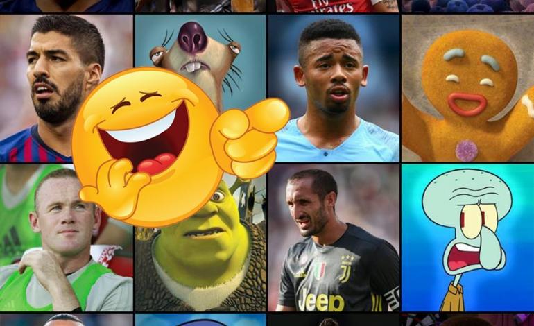 8 svetových futbalistov a ich komixový dvojníci