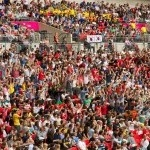 Drahí fanúšikovia, prestaňte prosím robiť mexické vlny!