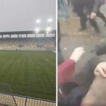 Šokujúca dohra zápasu: SBS-kári napadli fanúšikov Trenčína obuškami!