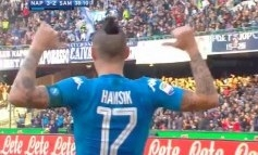 VIDEO: Hamšík to dokázal, prekonal Maradonu!