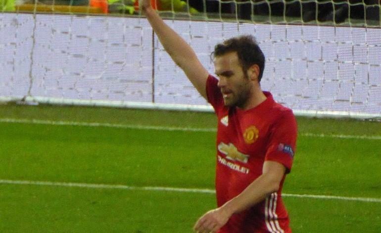 A čo Juan Mata?