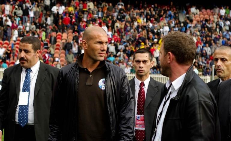 Zlyhal Zidane
