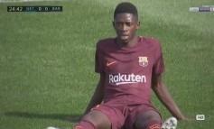 Ousmane Dembele znechutený z Messiho a Suareza!